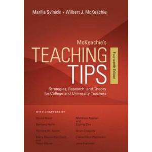 McKeachie's Teaching Tips (14th Ed)