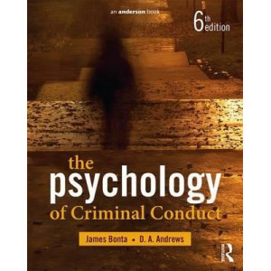 Psychology of Criminal Conduct, The