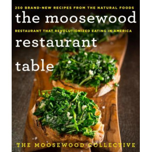 Moosewood Restaurant Table: