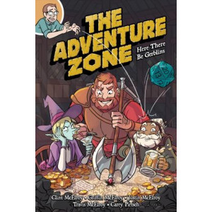 Adventure Zone: Here There Be Gerblins