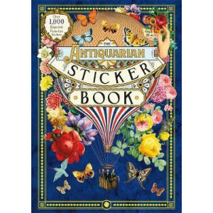 Antiquarian Sticker Book, The