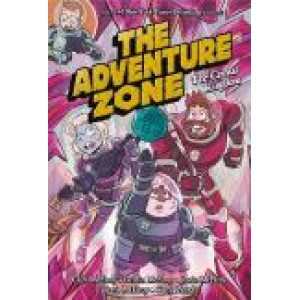 Adventure Zone: The Crystal Kingdom, The