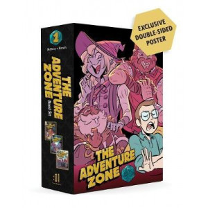 Adventure Zone Boxed Set, The