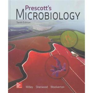 Prescott's Microbiology 10E