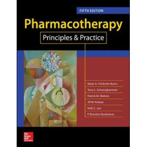 Pharmacotherapy Principles And Practice 5E