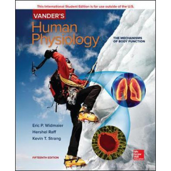 Vander's Human Physiology 15E