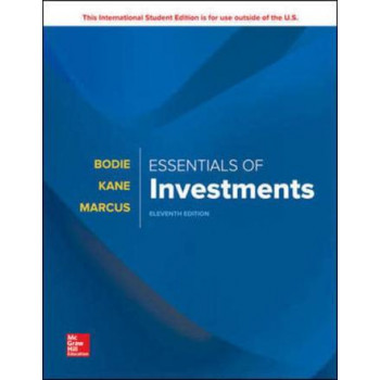 Essentials of Investments 11E