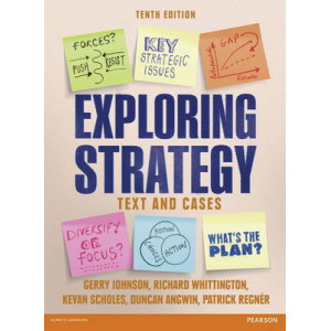 Exploring Strategy (with MyStrategyLab) 10E