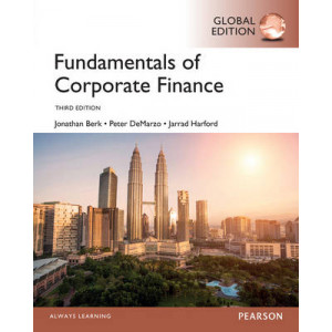 Fundamentals of Corporate Finance, Global Edition 3e