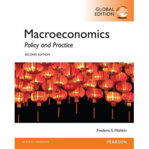 Macroeconomics, Global Edition 2e