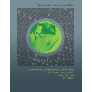 Discrete and Combinatorial Mathematics: An Applied Introduction (5th Edition)