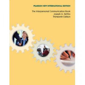 Interpersonal Communication Book 13E