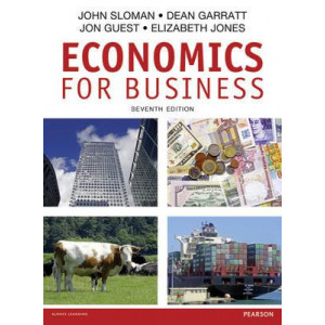 Economics for Business Plus MyEconLab