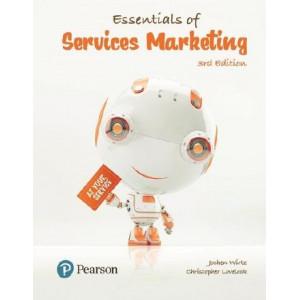 Essentials of Services Marketing 3E