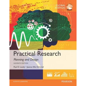Practical Research : Planning and Design Global 11e