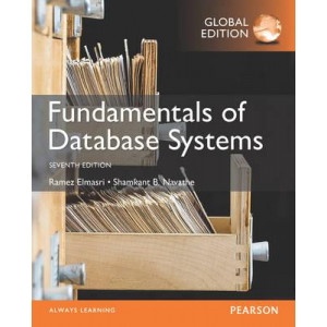 Fundamentals of Database Systems (7th Global Edition)