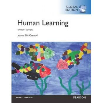 Human Learning 7E Global Edition