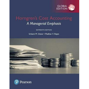 Horngren's Cost Accounting : Global 16 Edition