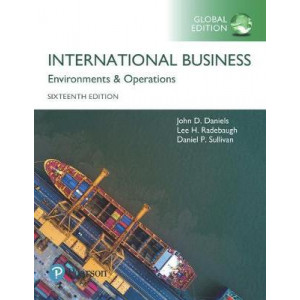 International Business, Global Edition (16th Edition)