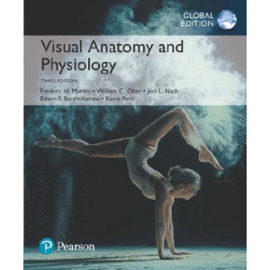 Visual Anatomy & Physiology, Global Edition 3E