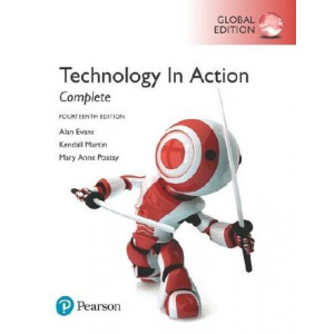 Technology In Action Complete, Global Edition (14th Edition)