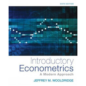 Introductory Econometrics: A Modern Approach 6e