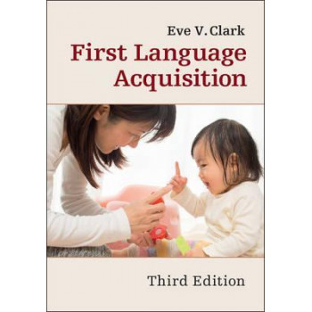 First Language Acquisition 3E