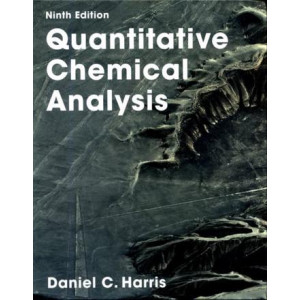 Quantitative Chemical Analysis Int Edtn