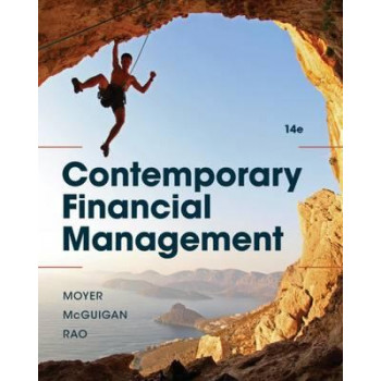 Contemporary Financial Management 14E