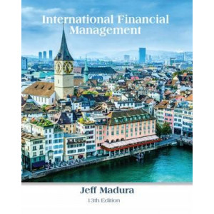 International Financial Management 13E