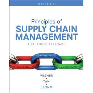 Principles of Supply Chain Management: A Balanced Approach 5E