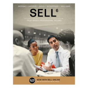 SELL 6 (with MindTap 1 term Printed Access Card) 6th Edition