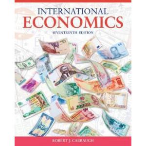 International Economics (17th edition)