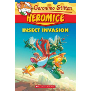 Insect Invasion #10
