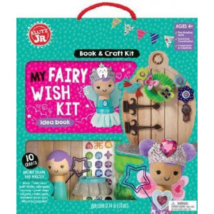Klutz Junior: My Fairy Wish Kit