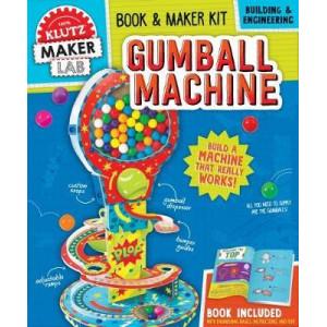Klutz Maker Lab: Gumball Machine