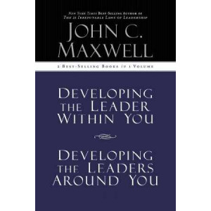Maxwell 2 in 1 Developing Leaders Around/ Within You