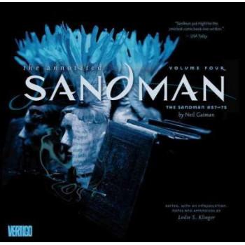 Annotated Sandman HC Vol 4