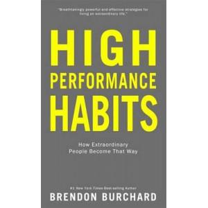 High-Performance Habits