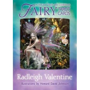 Fairy Tarot Cards: 78-Card Deck and Guidebook