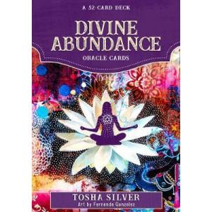 Divine Abundance Oracle Cards: A 52-Card Deck