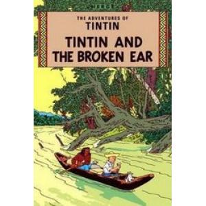 Broken Ear   Tintin