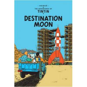 Destination Moon: Tintin
