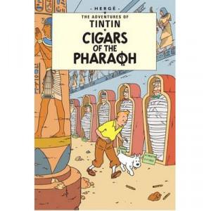 Cigars of the Pharoah (HARDCOVER)