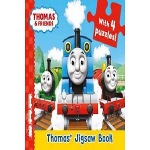 Thomas & Friends: Thomas' Jigsaw Book