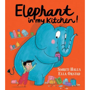 Elephant in My Kitchen!: A critically acclaimed, humorous introduction to climate change and protecting our natural world