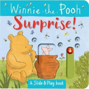 Winnie the Pooh: Surprise! ( Slide & Play Book)