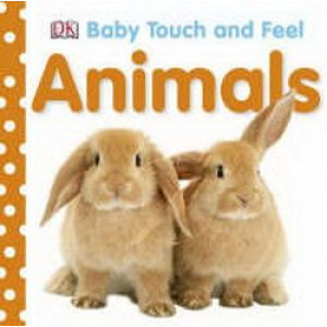 Animals: Baby Touch & Feel Board Book