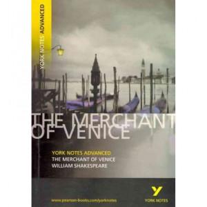 Merchant of Venice: York Notes Advanced