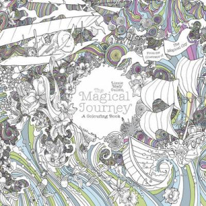 Magical Journey: A Colouring Book